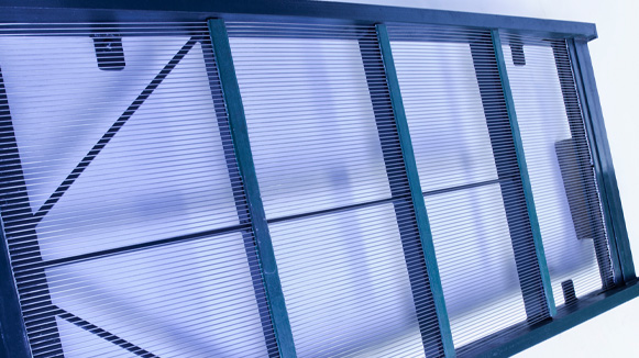 Replacement Piano Wire Screens from Samscreen