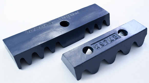 Samscreen  Replacement Jaws for Crusher Machines
