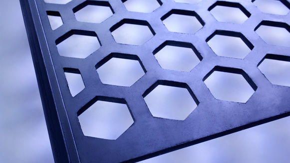 Choose Star Mesh Replacement Perforated Plate